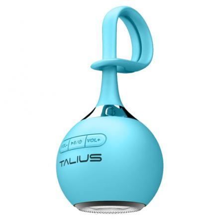 Talius Altavoz Drop 3w Bluetooth Blue - Imagen 1