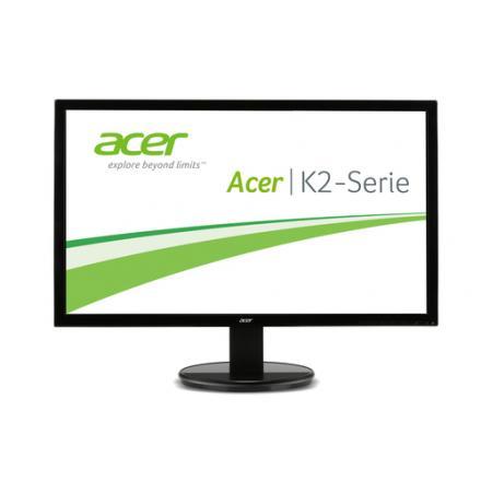 Monitor Acer 21.5''  K222hqlbd Vga Dvi Black - Imagen 1