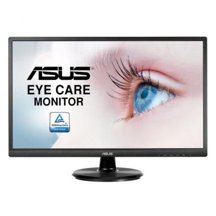 Monitor Asus 24'' Va249he Full Hd, Led, 5 Ms, Negro Vga Hdmi - Imagen 1