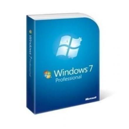 Microsoft Windows 7 Profesional Kit Sp1 Licencia Y Soporte Oem - Imagen 1