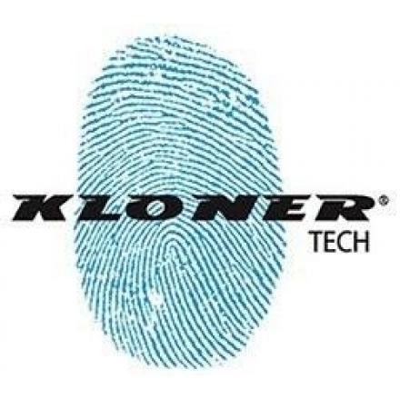 Kloner Raton Wireless 2.4ghz 800/1600dpi Negro (d) - Imagen 1