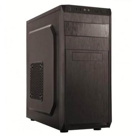 PCCASE CAJA PC ATX APC-35 USB3.0 CON FUENTE 500W - Imagen 1
