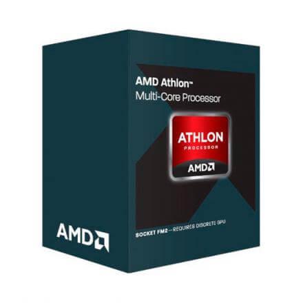 PROCESADOR AMD AM4 ATHLON X4 950 4X3.5GHZ/BOX - Imagen 1