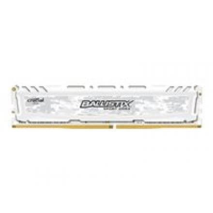 MEMORIA CRUCIAL BALLISTIX SPORT LT DDR4 8GB PC2400 MT/ PC4-19200,CL16,1.2 V - Imagen 1
