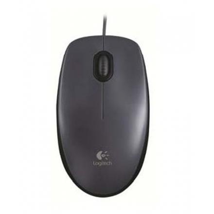 Logitech Raton M90 Usb Retail 910-001794 - Imagen 1