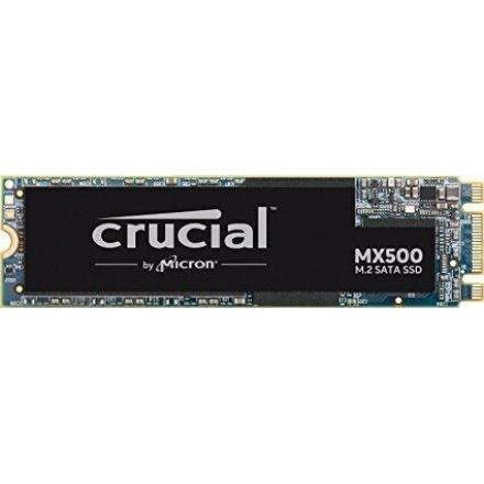 Ssd Crucial 250gb mx500 M.2 Type 2280(read/write) 560/510 Mb/s - Imagen 1