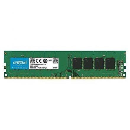 Memoriacrucialddr4 16gb Pc2666 C19 1x16gb, Crucial, Dual Rank - Imagen 1