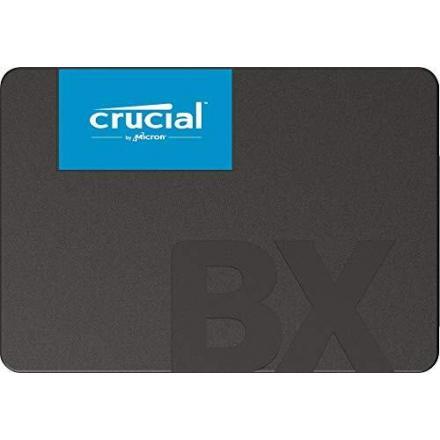 Ssd Crucial 480gb Bx500 Sata 6gb/s\1 Ct480bx500ssd1 - Imagen 1