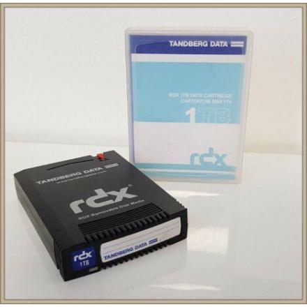 Tandberg Rdx 1 Tb Cartridge Hdd - Imagen 1