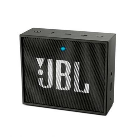 ALTAVOZ JBL GO NEGRO BLUETOOTH - Imagen 1
