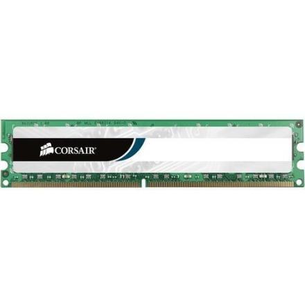 Memoria Corsair Ddr3 8gb 1600mhz Value 1 X 8gb - Imagen 1