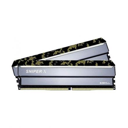 MODULO MEMORIA RAM DDR4 2x16GB PC3600 G.SKILL SNIPER X DIGI - Imagen 1