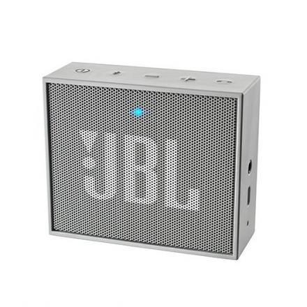 ALTAVOZ JBL GO GRIS BLUETOOTH - Imagen 1
