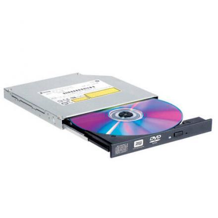 Regrabadora Lg-h  Dvd-rw Interna 8x Slim Negra  Regrabadora Lg-h (gtc0n.bhla10b) Dvd-rw Interna 8x Slim 12,7mm Negra Bulk Sata -