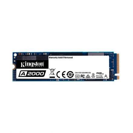DISCO DURO M2 SSD 250GB PCIE KINGSTON A2000 NVMe 2280 - Imagen 1