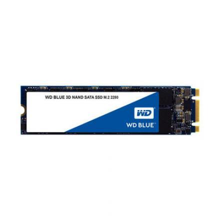 DISCO DURO M2 SSD 500GB SATA3 WD BLUE 3D NAND - Imagen 1