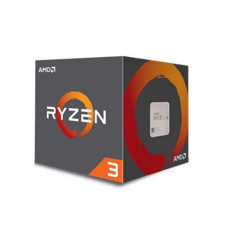 PROCESADOR AMD AM4 RYZEN 3 1300X 3.5GHZ/10MB BOX - Imagen 1
