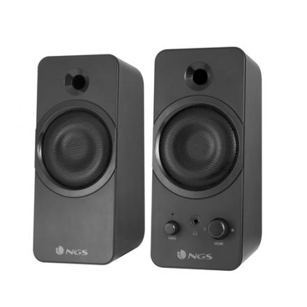 ALTAVOCES 2.0 NGS GAMING GSX-200 BK - Imagen 1