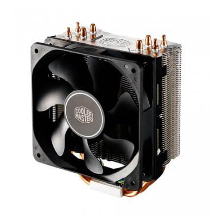Coolermaster Ventilador Cpu Hyper 212x Multizocalo - Imagen 1