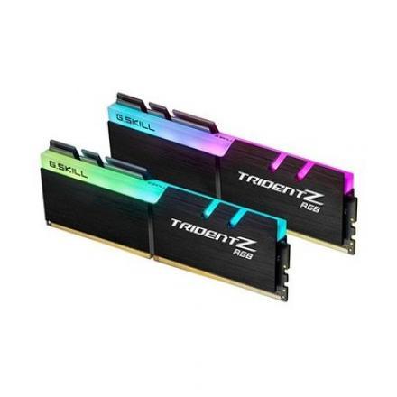 MODULO MEMORIA RAM DDR4 2x16GB PC3200 G.SKILL TRIDENT Z CL1 - Imagen 1