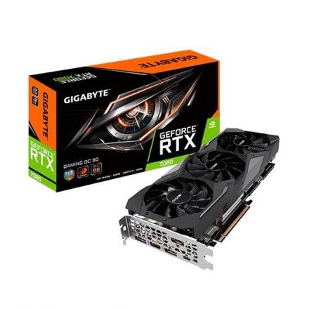 TARJETA GRÁFICA GIGABYTE RTX 2080 SUPER GAMING OC 8GB GDDR6 - Imagen 1