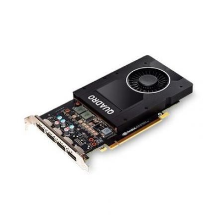 TARJETA GRÁFICA PNY QUADRO P2200 5GB GDDR5 - Imagen 1