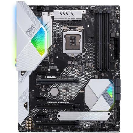 Pb Asus Lga1151 Prime Z390-a Atx Z390 Usb 3.1 Gen 1 Usb-c Gen2 Usb 3.1 Gen 2 Gigabit Lan Hd Audio - Imagen 1