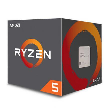 PROCESADOR AMD AM4 RYZEN 5 1600X 6X4GHZ/16MB BOX - Imagen 1