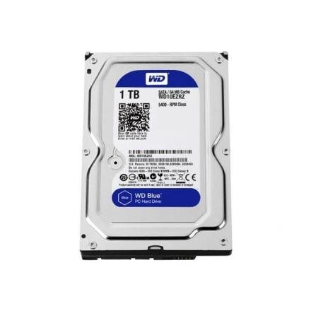 Hd Western Digital 3.5'' 1tb Blue /64mb/6gbps (20) - Imagen 1