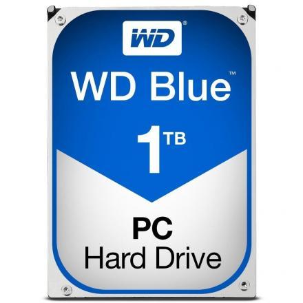 Hd Western Digital 3.5'' 1tb Blue Sata Iii 7200 64mb Wd10ezex (20) - Imagen 1