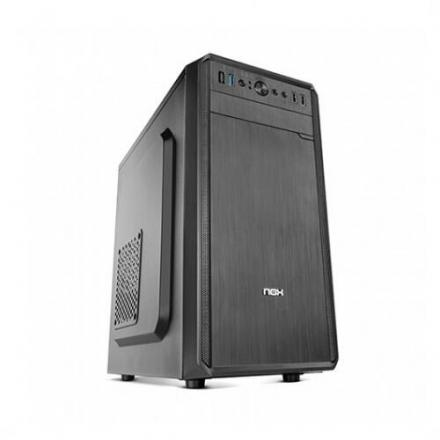 Nox Caja Pc  Matx Serie Lite030. Minitorre 500w Usb 3.0 - Imagen 1