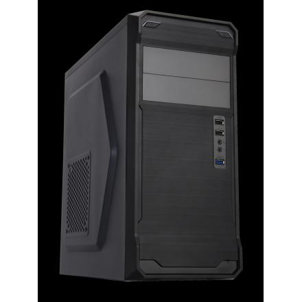 Nox Caja Pc Atx Nx Kore Semitorre Sinfte Usb 3.0 Frontalbrush - Imagen 1