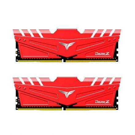 MODULO MEMORIA RAM DDR4 16GB(2X8G) PC3000 TEAMGROUP DARK Z - Imagen 1