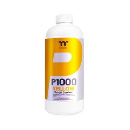 LIQUIDO REFRI. THERMALTAKE P1000 AMARILLO - Imagen 1