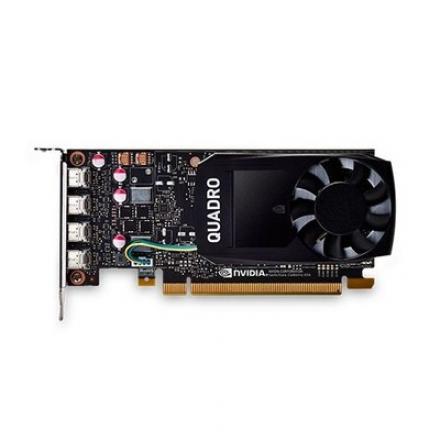 TARJETA GRÁFICA PNY QUADRO P1000 4GB GDDR5 DVI - Imagen 1