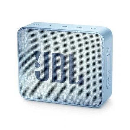 ALTAVOZ JBL GO2 ICECUBE CYAN BLUETOOTH - Imagen 1