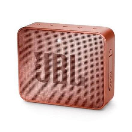 ALTAVOZ JBL GO2 SUNKISSED CINNAMON BLUETOOTH - Imagen 1