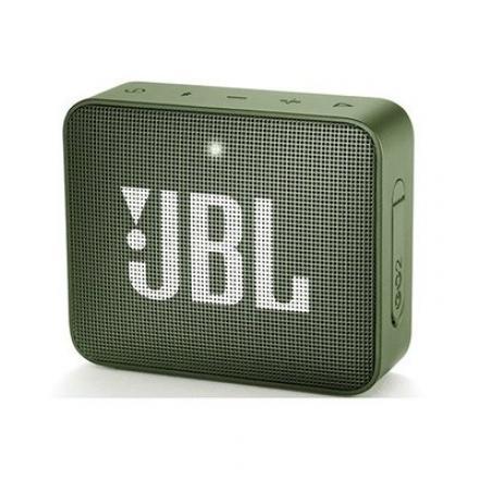 ALTAVOZ JBL GO2 MOSS GREEN BLUETOOTH - Imagen 1