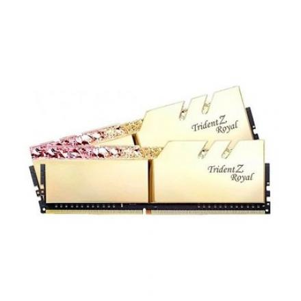 MODULO MEMORIA RAM DDR4 32G 4X8G PC3600 G.SKILL TRIDENT Z R - Imagen 1