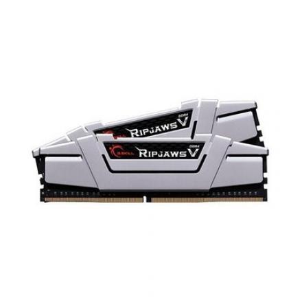 MODULO MEMORIA RAM DDR4 16G 2x8G PC2400 G.SKILL RIPJAWS V - Imagen 1