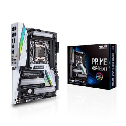 PLACA BASE ASUS 2066 PRIME X299-DELUXE II - Imagen 1