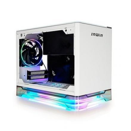 TORRE MINI ITX 650W IN WIN A1 PLUS BLANCO - Imagen 1