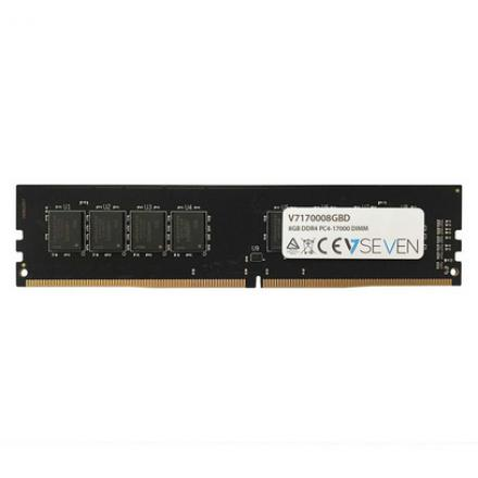 V7 Memoria Ddr4 8gb Pc 2133 V7170008gbd Pc4-17000 Cl15 288 Pin - Imagen 1