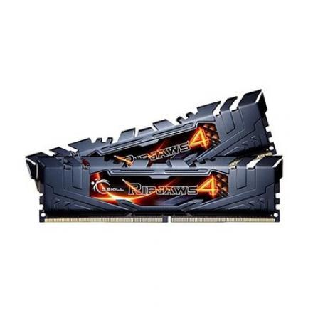 MODULO MEMORIA RAM DDR4 16G 2x8G PC3000 G.SKILL RIPJAWS 4 - Imagen 1