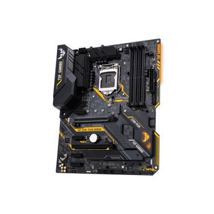 Pb Asus Lga1151 Tuf Z390-plus Gaming Ddr4 Atx Snd+gln+u3.1+m2 Sata6 - Imagen 1
