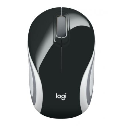 Logitech Raton M187 Wireless Mini Black - Imagen 1