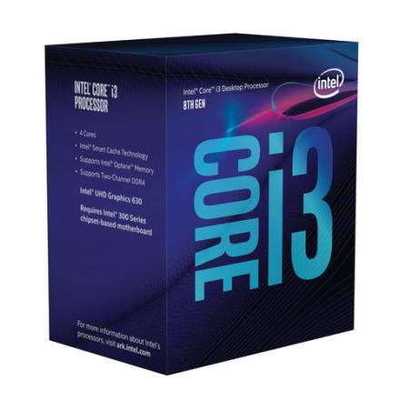 Cpu Intel Lga1151 I3 8350k 4.00 Ghz 8mb Cache Box S/v - Imagen 1