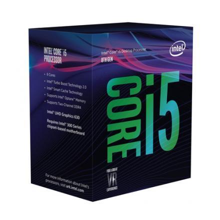 Cpuintel 1151 I5-8600 6x3.1ghz / 9m Box Box - Imagen 1