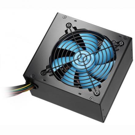 Coolbox Fuente Alimentacion Black 600w Powerline (10) - Imagen 1