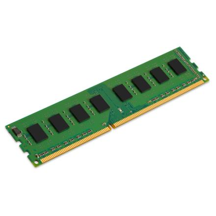 Memoria Kingston Ddr3 4gb Pc 1600 Kvr16n11s8/4 (25) - Imagen 1